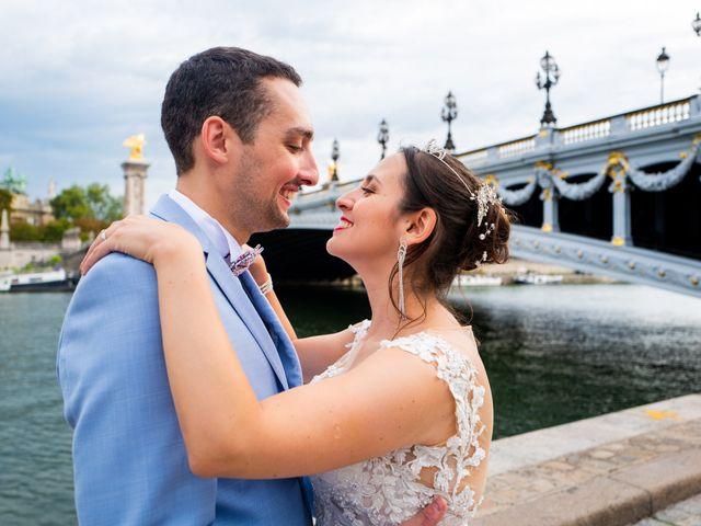 Le mariage de Alexandre et Rabeb à Paris, Paris 26