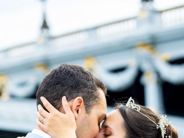 Le mariage de Alexandre et Rabeb à Paris, Paris 27