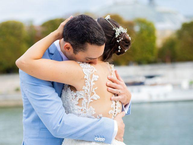 Le mariage de Alexandre et Rabeb à Paris, Paris 30