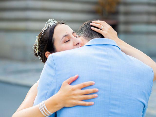 Le mariage de Alexandre et Rabeb à Paris, Paris 31
