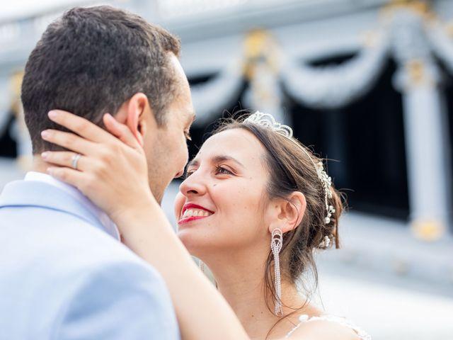Le mariage de Alexandre et Rabeb à Paris, Paris 32
