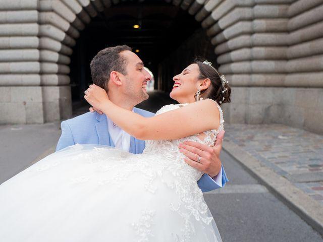 Le mariage de Alexandre et Rabeb à Paris, Paris 34