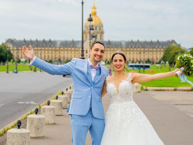 Le mariage de Alexandre et Rabeb à Paris, Paris 36