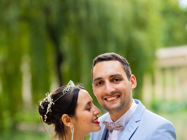 Le mariage de Alexandre et Rabeb à Paris, Paris 37