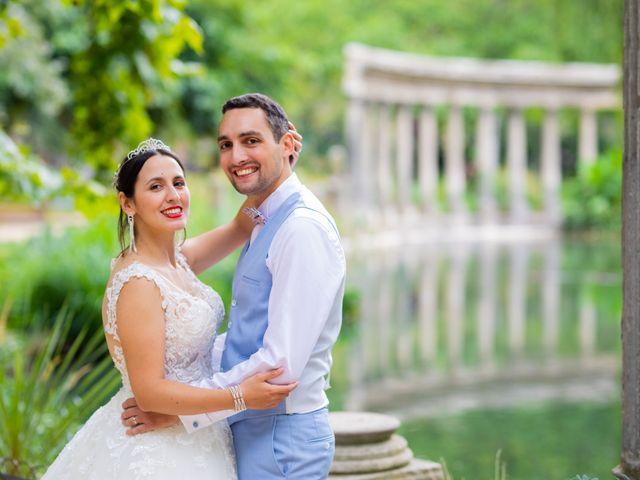 Le mariage de Alexandre et Rabeb à Paris, Paris 38
