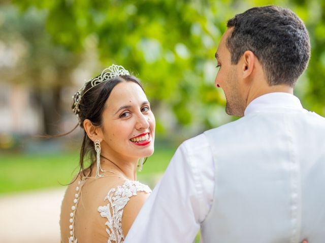 Le mariage de Alexandre et Rabeb à Paris, Paris 39