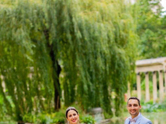 Le mariage de Alexandre et Rabeb à Paris, Paris 40
