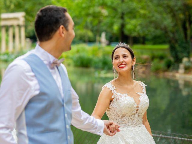 Le mariage de Alexandre et Rabeb à Paris, Paris 45