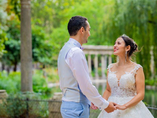 Le mariage de Alexandre et Rabeb à Paris, Paris 46
