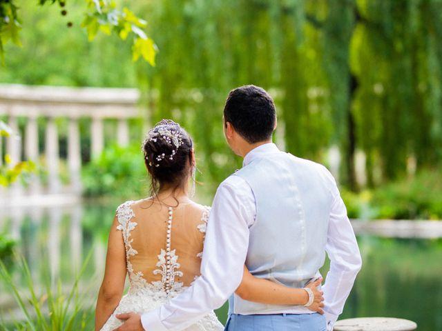 Le mariage de Alexandre et Rabeb à Paris, Paris 47