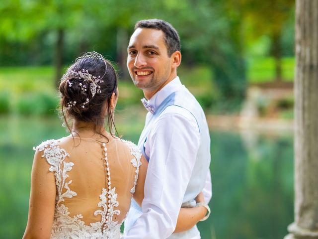 Le mariage de Alexandre et Rabeb à Paris, Paris 48