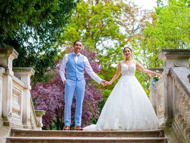 Le mariage de Alexandre et Rabeb à Paris, Paris 50