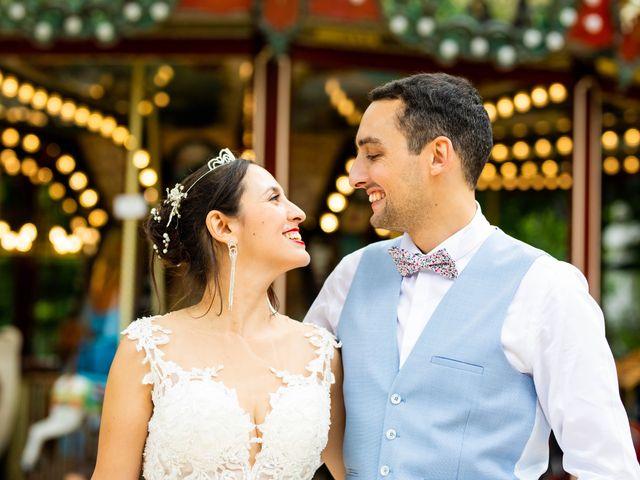 Le mariage de Alexandre et Rabeb à Paris, Paris 52