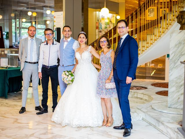 Le mariage de Alexandre et Rabeb à Paris, Paris 53