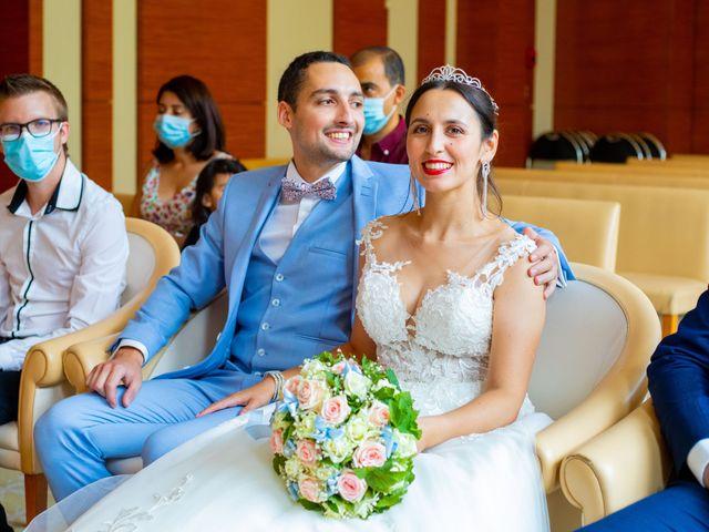Le mariage de Alexandre et Rabeb à Paris, Paris 56