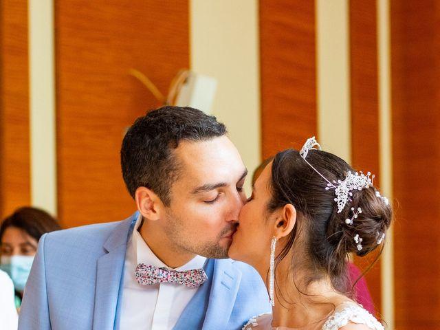 Le mariage de Alexandre et Rabeb à Paris, Paris 59
