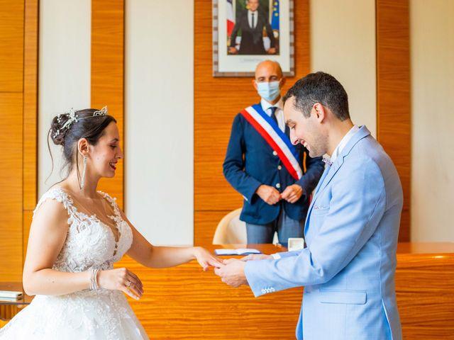 Le mariage de Alexandre et Rabeb à Paris, Paris 61