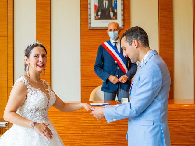 Le mariage de Alexandre et Rabeb à Paris, Paris 62