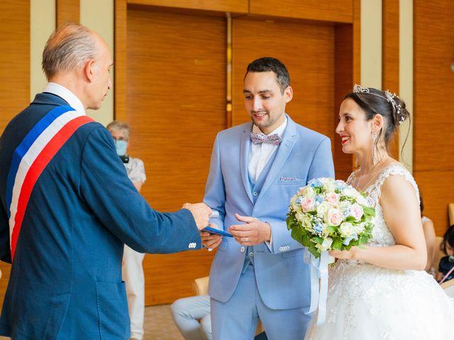 Le mariage de Alexandre et Rabeb à Paris, Paris 67