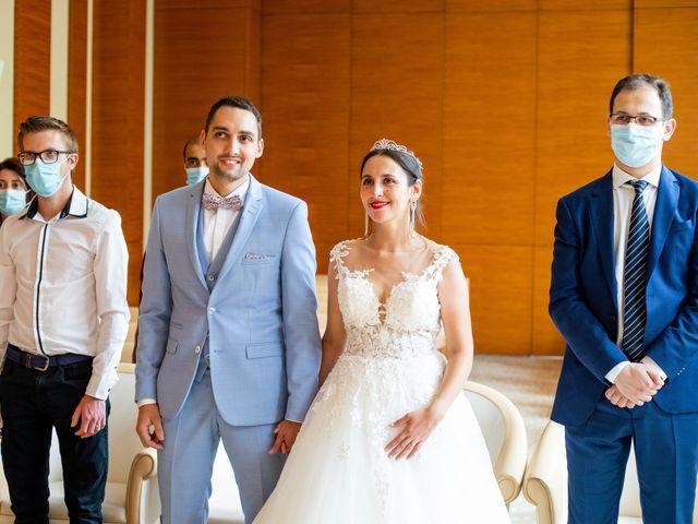 Le mariage de Alexandre et Rabeb à Paris, Paris 69