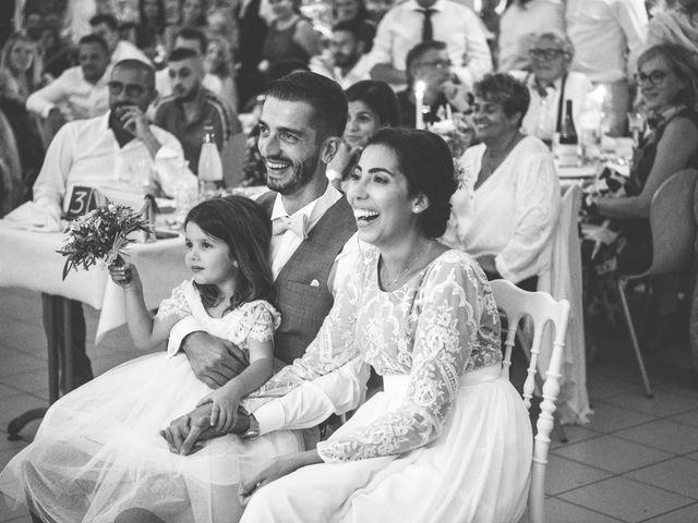 Le mariage de Ludo et Amelle à Saint-Étienne, Loire 34
