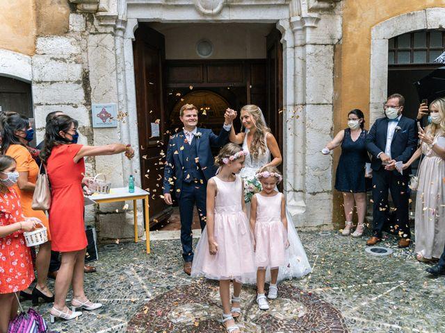 Le mariage de Tristan et Thaïs à Cannes, Alpes-Maritimes 31