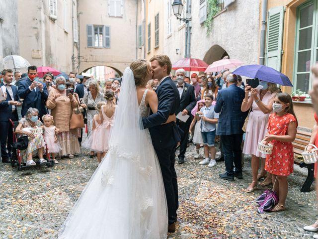 Le mariage de Tristan et Thaïs à Cannes, Alpes-Maritimes 32