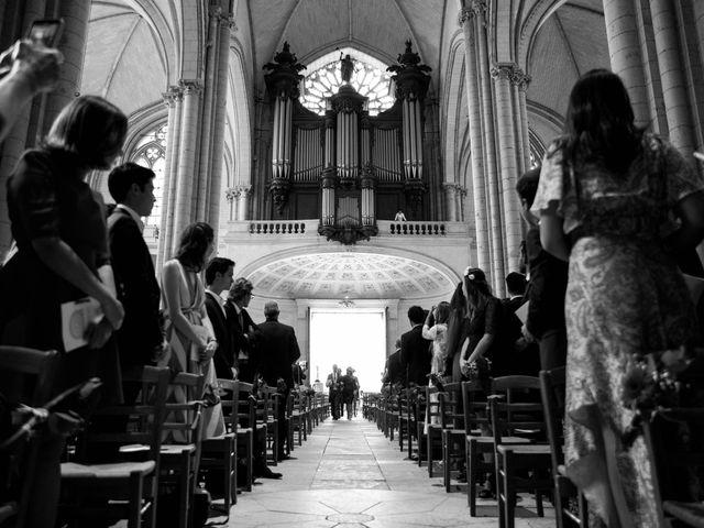 Le mariage de Gwilherm et Albane à Poitiers, Vienne 7