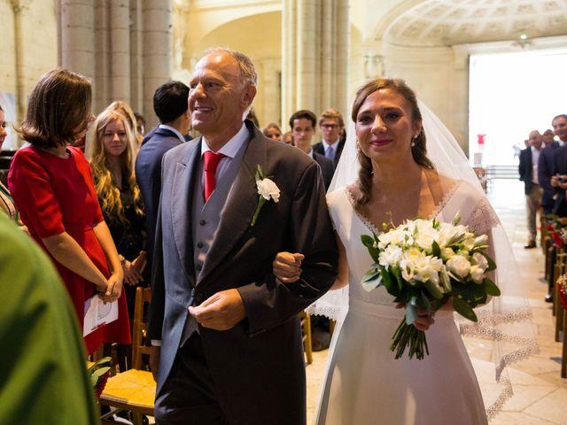 Le mariage de Gwilherm et Albane à Poitiers, Vienne 12