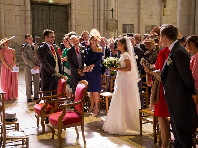 Le mariage de Gwilherm et Albane à Poitiers, Vienne 14