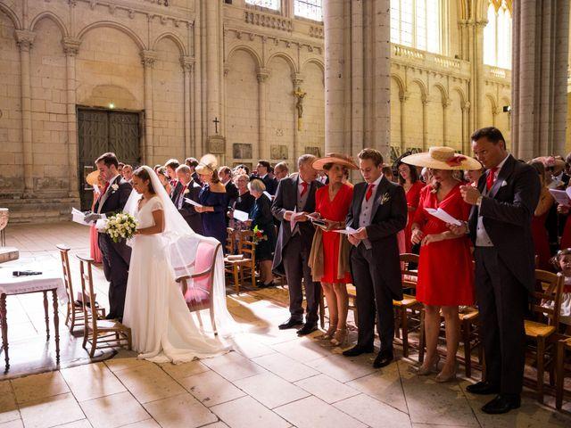 Le mariage de Gwilherm et Albane à Poitiers, Vienne 15
