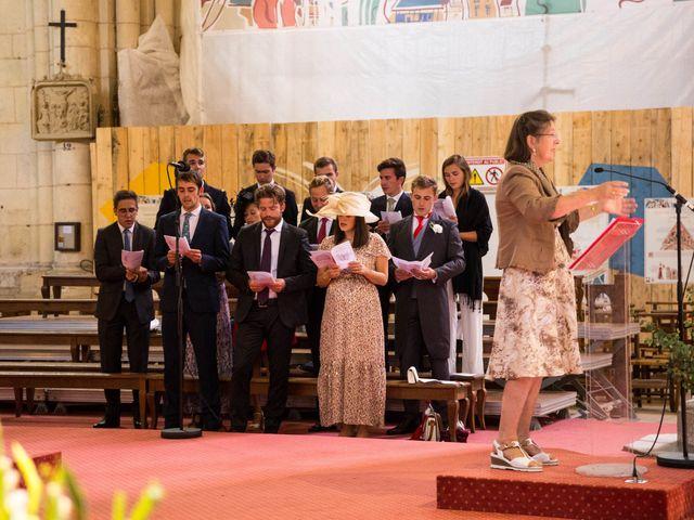 Le mariage de Gwilherm et Albane à Poitiers, Vienne 16