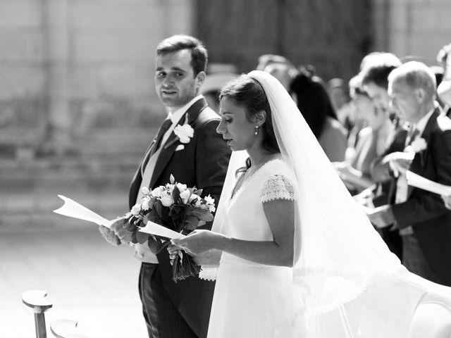 Le mariage de Gwilherm et Albane à Poitiers, Vienne 18