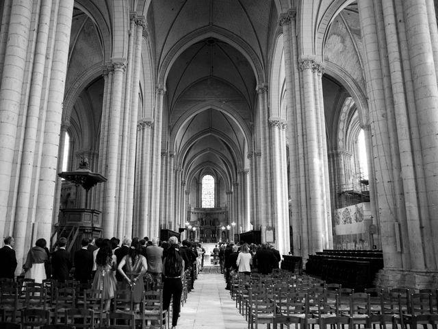 Le mariage de Gwilherm et Albane à Poitiers, Vienne 21