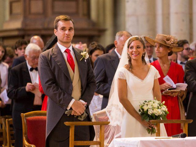 Le mariage de Gwilherm et Albane à Poitiers, Vienne 23