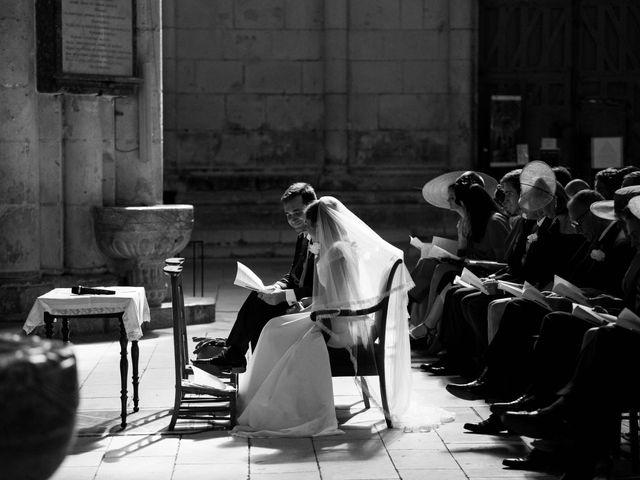 Le mariage de Gwilherm et Albane à Poitiers, Vienne 26