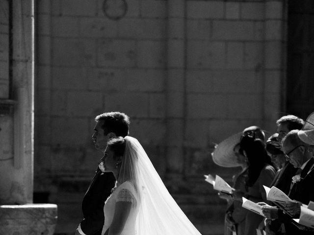 Le mariage de Gwilherm et Albane à Poitiers, Vienne 27