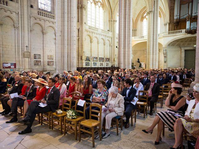 Le mariage de Gwilherm et Albane à Poitiers, Vienne 30