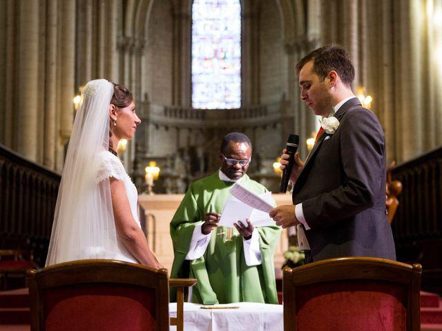 Le mariage de Gwilherm et Albane à Poitiers, Vienne 32