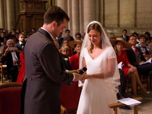 Le mariage de Gwilherm et Albane à Poitiers, Vienne 35