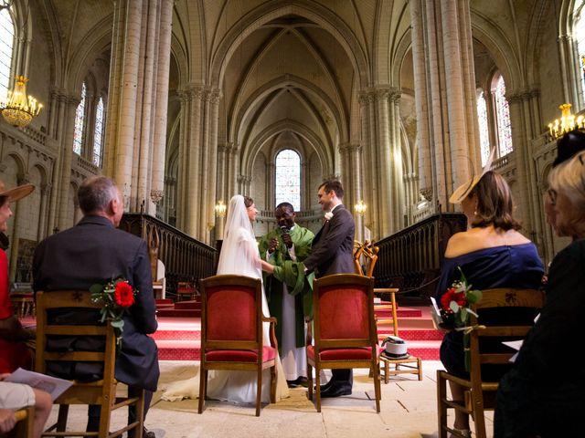 Le mariage de Gwilherm et Albane à Poitiers, Vienne 37