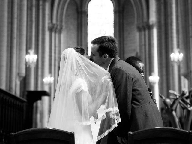 Le mariage de Gwilherm et Albane à Poitiers, Vienne 38