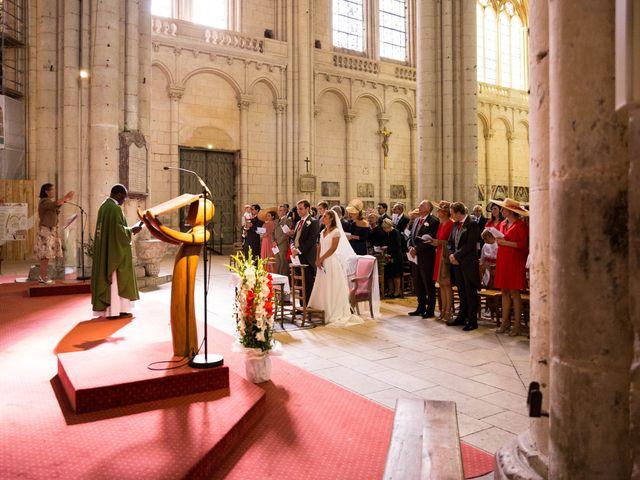 Le mariage de Gwilherm et Albane à Poitiers, Vienne 39