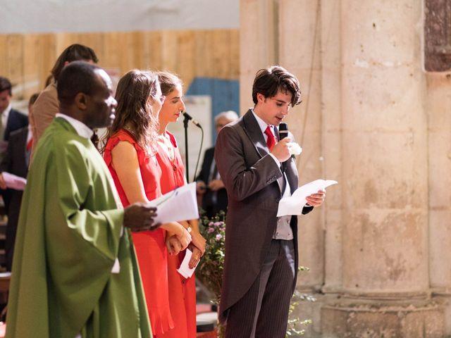 Le mariage de Gwilherm et Albane à Poitiers, Vienne 40
