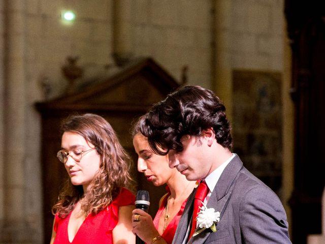 Le mariage de Gwilherm et Albane à Poitiers, Vienne 42
