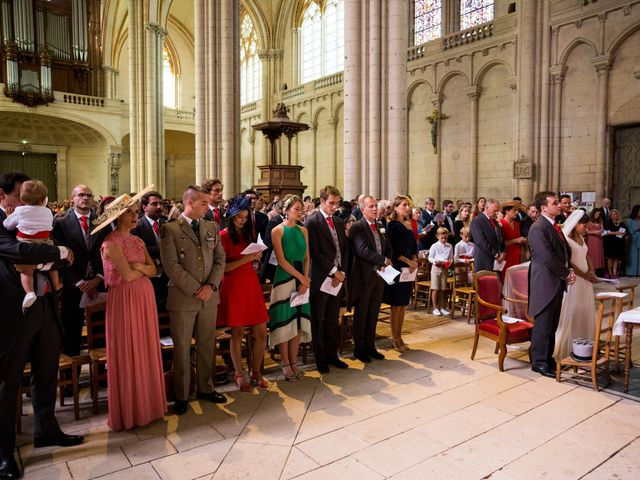 Le mariage de Gwilherm et Albane à Poitiers, Vienne 43