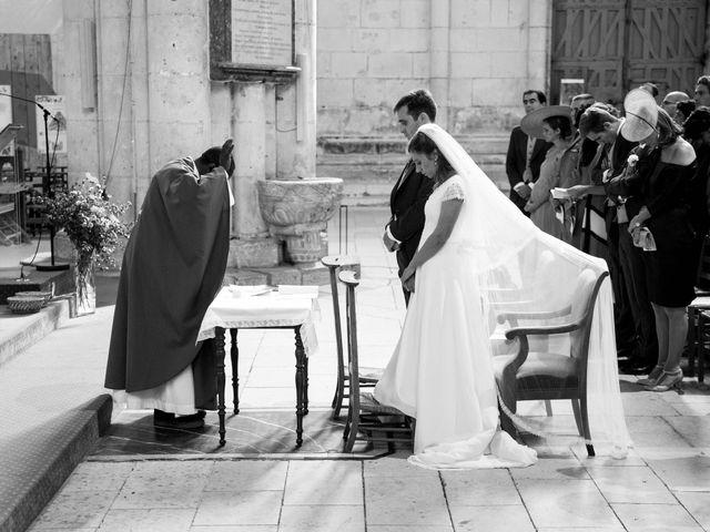 Le mariage de Gwilherm et Albane à Poitiers, Vienne 45