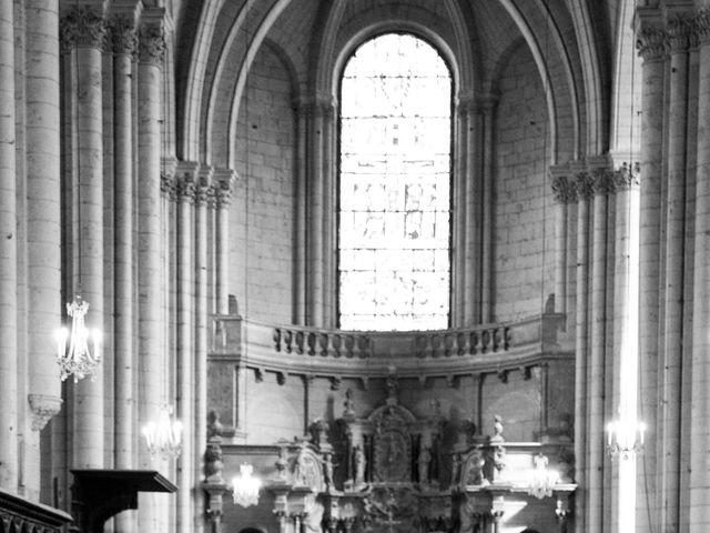 Le mariage de Gwilherm et Albane à Poitiers, Vienne 47