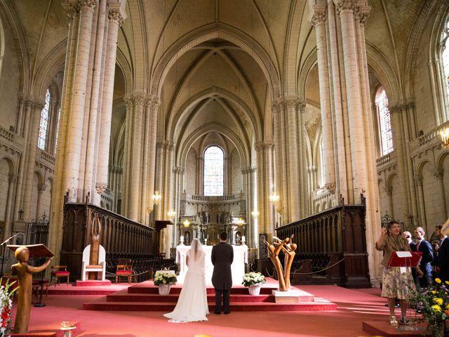 Le mariage de Gwilherm et Albane à Poitiers, Vienne 48