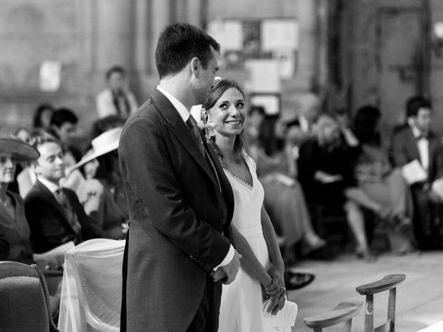 Le mariage de Gwilherm et Albane à Poitiers, Vienne 49